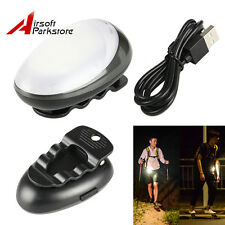 XTAR MOON RC2 5 Mode 120LM USB Rechargeable LED Light Belt Clip Flashlight Grey
