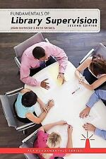 Fundamentals of Library Supervision, Joan Giesecke, Beth McNeil, 0838910165, Boo