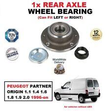für Peugeot Partner Herkunft 1.1 1.4 1.6 1.8 1.9 2.0 ab 1996 1x Hinterradlager