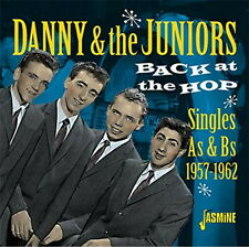 DANNY & THE JUNIORS-BACK AT THE HOP-IMPORT CD WITH JAPAN OBI E78