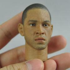 "1/6 scale Toy Head Sculpt Will Smith Men in Black 3 MIB Agent J Fit 12"" figure"