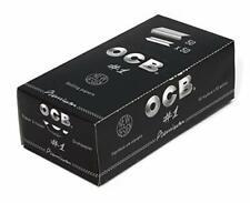 Feuille à Rouler OCB Premium Papier à Cigarette 50 Paquets Cigarettes pas Slim