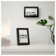 Ikea Ribba Picture Frame, 4X6 For Table / Wall , Black ( ( NEW ) ) Lowest Price