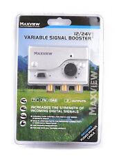 Maxview MXL008 324 12 Tension/440 24 Variable Signal Roue à aubes/Amplificateur