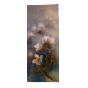Print Romance of a Flower Print Artwork Wall Decor Canvas Stretched Wood Fram...