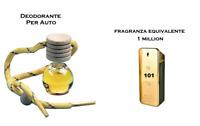 Profumo Per Auto Profumatore Deodorante 1 one MILLION ispirato