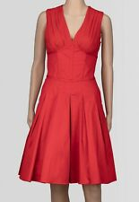 Beautiful Ted Baker Red Special Occasion cocktail dress Size Ted Baker 1 (UK 8)