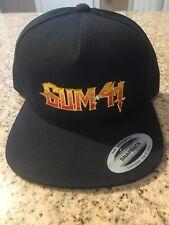 Sum41 Order in Decline Hat