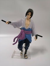Toynami Naruto Shippuden seis pulgadas Figura-serie 3-Sasuke-muy Raro 2002