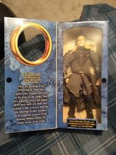 "2003 toybiz the lords of the ring return of the king legolas special 12"" figure"