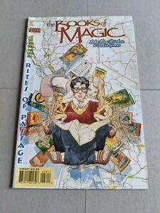 The Books Of Magic #28 September 1996 DC Vertigo Comics