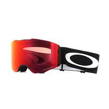 Oakley Ski Goggles Fall Line OO7085-02 Matte Black Prizm Torch Iridium
