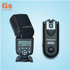 Yongnuo YN560-III Flash Speedlite + RF603II Transceiver for canon 400D 350D 300D