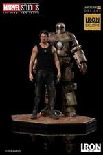 Iron Studios Tony Stark and Mark I Art Scale 1/10 - CCXP Comic Con BR Exclusive