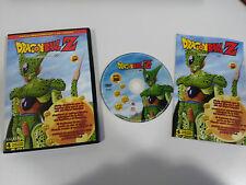 DRAGON BALL Z LA SAGA DE CELL DVD VOLUMEN 36 CAPITULOS 146-149 REMASTERIZADA