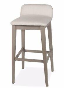 New Hillsdale Furniture Non-Swivel Kitchen Bar Counter Stool