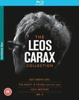 Leos Carax - Holy Motors / Nuit Est Jeune / Mauvais Sang / Mr X Blu-Ray Neuf
