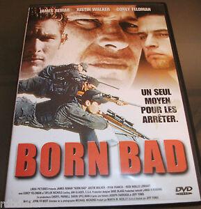 Born bad  Jeff Yonis / James Remar  DVD