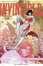 Invincible Comic Issue 135 Modern Age First Print 2017 Robert Kirkman Ottley