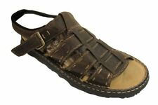 Omega Men's Fisherman Sandal Brown US 12 NOB NWD