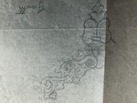 SIGNED Garth Williams  Original Pencil Decorative Drawing
