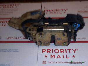 02-07 Subaru Impreza WRX Drivers LH Front Door Lock Actuator 61100FE010
