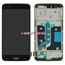 New For OnePlus 1 2 3 5 LCD Screen Touch Digitizer Assembly Display Black +Frame