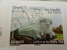 FRANCE 2014, timbre AUTOADHESIF TRAIN LOCOMOTIVE BB 9004, neuf**, VF MNH STAMP