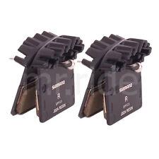 2pr 2017 SHIMANO FIN Resin Disc Brake Pads J02A XTR XT SLX M9020 M985 M8000 M785