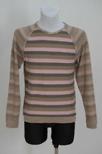 Ted Baker Crew Neck Long Sleeve Cotton Men's Casual Shirts & Tops