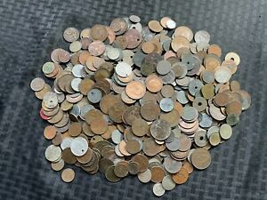 Massive Bulk Lot of 500+ Older Cull Worldwide 1800's & Early 1900's Lot#A09