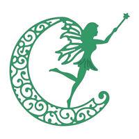 Fairy Wish Moon Die Cutting Die by Cheery Lynn Designs Craft DIE DL216