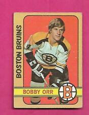 1972-73 TOPPS # 100 BRUINS BOBBY ORR GOOD CARD   (INV# D1766)
