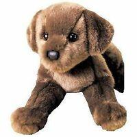 Douglas CC Bean CHOCO LAB Dog Plush Toy Stuffed Animal NEW