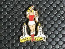 pins pin BADGE PIN-UP SEXY JOYEUX NOEL ARTHUS BERTRAND