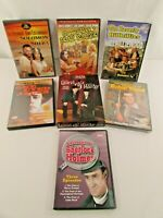 Lot Of 7 Classic Old Movies Various Titles DVD's New and Preowned