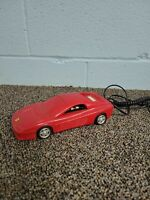 Dialfone TR88S Red Ferrari Testarossa Land Line Touch Tone Phone Home Telephone