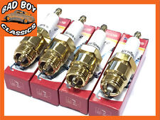 AccuSpark Triple Ground Copper Spark Plug Set Fits FORD PINTO