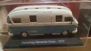 Collection Camping Car 1/43 Hanomag._henschel Orion 1973