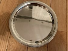 Arabic Egyptian 900 Fine Solid Silver Diameter 8.5 Weight 279 Gr/9.8 Oz