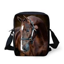 Hot Sale Animal Horse Bag Men & Women Handbags Purse Small Kids Cross-body Bag