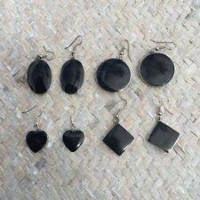 Mixed Themes Stone Fashion Earrings