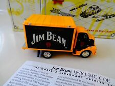 "MATCHBOX COLLECTIBLES - 1948 GMC COE - JIM BEAM DELIVERY - 4 1/2"" LONG - NIP"