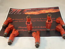 Bosch  High Performance Gen III  EV-1 550cc/52lbs/hr Fuel Injectors Set of  8