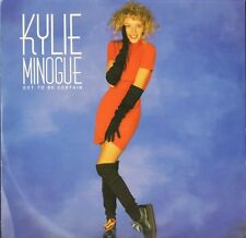"Kylie Minogue tiene que ser ciertas pwlt 12 Reino Unido PWL 1988 12"" PS EX/EX"