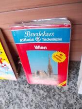 Baedekers Allianz Taschenbücher: Wien, 3. Auflage, Laufzeit 1984-1986
