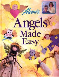 Loisirs Créatifs Livres : #1806 Aleene's Anges Fabriqué Facile