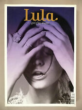 Lula Magazine #12 - 2011 -- VF/NM condition -- with its fold-out poster