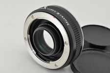 CONTAX Carl Zeiss Mutar III T* 1.4x Teleconverter Lens for CY Mount #170429p