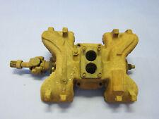 Cadillac flat head tank engine M24 NOS intake manifold